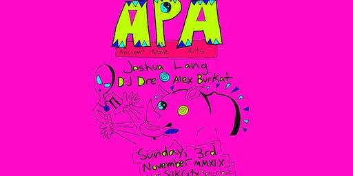 Ancient Puzzle Arts ft. Joshua Lang, DJ Dre, Alex Burkat