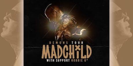 Madchild live in Owen Sound Nov. 29th at H20 Lounge tickets