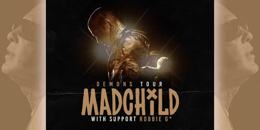 Madchild live in Owen Sound Nov. 29th at H20 Lounge