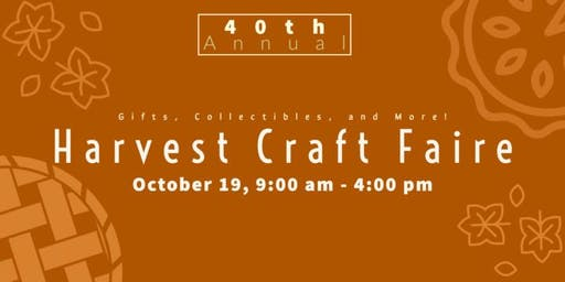 Harvest Craft Faire