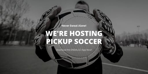 Sunday Night Coed Soccer