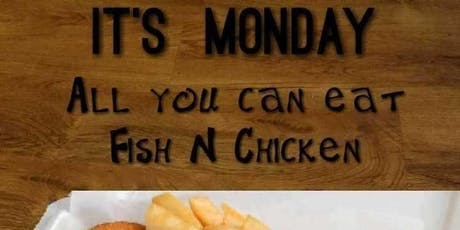 All You Can Eat Mondays tickets