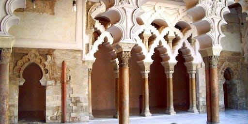 Visita a la Aljafería y vermut