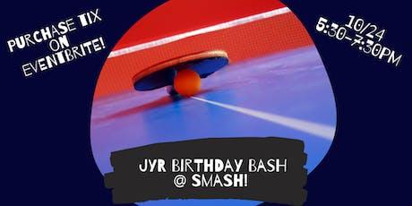 JYR 10th Year Anniversary Bash! tickets