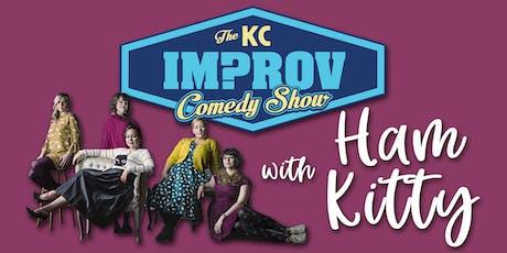 The KC Improv Comedy Show w/ Ham Kitty tickets
