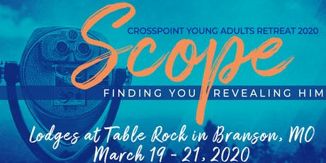 SCOPE: CPYA Retreat 2020 tickets