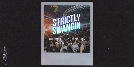OC STRICTLY SWANGIN' 11/7 tickets