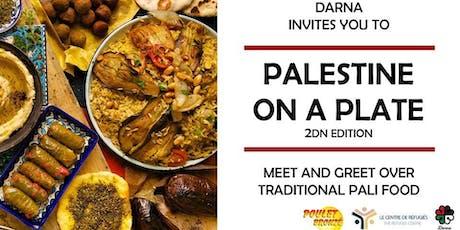 Darna's Palestine on a Plate: Part 2 billets