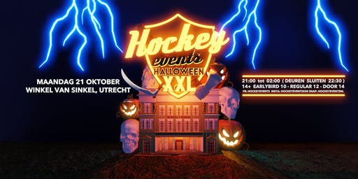 Hockey Events Utrecht - Halloween