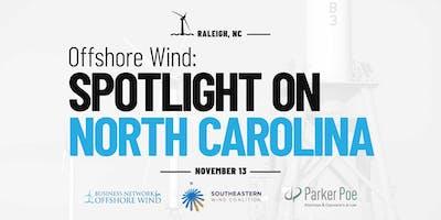Offshore Wind: Spotlight on North Carolina
