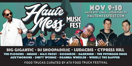 Haute Mess Music Fest tickets