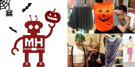 Halloween Costume Making & Meetup (MakeHaven member event) tickets