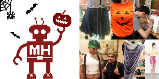 Halloween Costume Making & Meetup (MakeHaven member event)