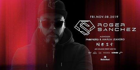 Roger Sanchez and friends tickets