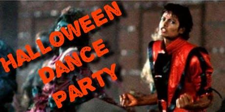 Halloween Dance Party tickets