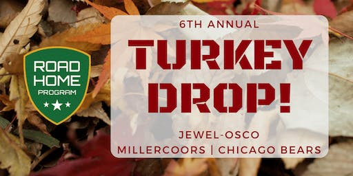6th Annual Turkey Drop!