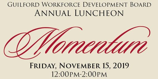 2019 WDB Annual Luncheon