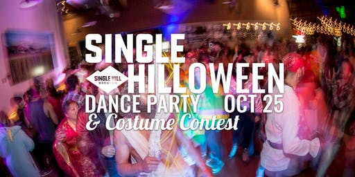 SINGLE HILLoween Dance Party & Costume Contest