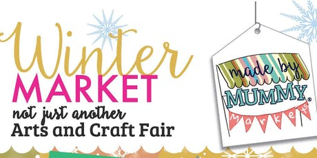 Winter Made by Mummy Market 2019 tickets