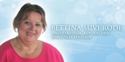 Jenseitskontakt als Privatsitzung mit Bettina-Suvi Rode in München