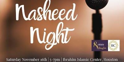 Sisters Nasheed Night