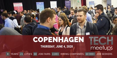 Copenhagen Tech Job Fair Spring 2020 By Techmeetups