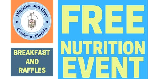 Free October Nutrition Class
