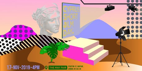 Cyprus Short Film Day 2019 tickets