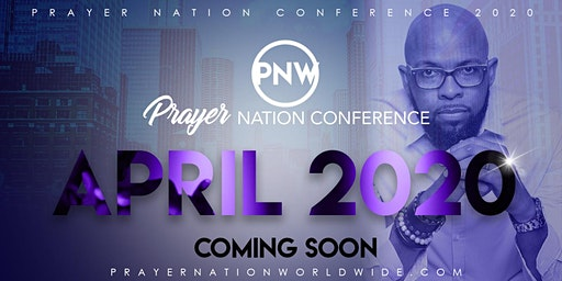 Prayer Nation Conference 2020