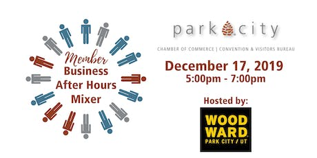 Members-Only Event: Business After Hours Mixer at Woodward Park City tickets