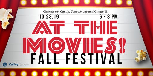 At the Movies Fall Festival