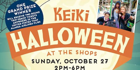 3rd Annual Keiki Halloween at The Shops 2019 tickets