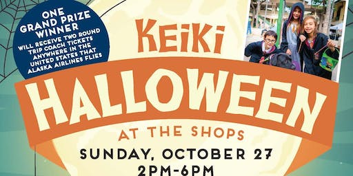 3rd Annual Keiki Halloween at The Shops 2019