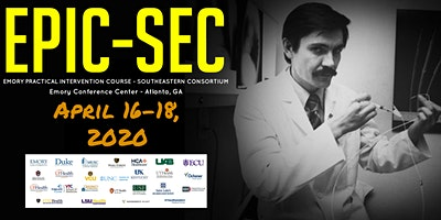 EPIC-SEC:  Emory Practical Intervention Course - SouthEastern Consortium 2020