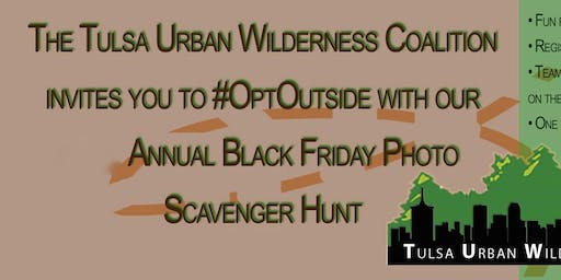 #OptOutside Black Friday Photo Scavenger Hunt