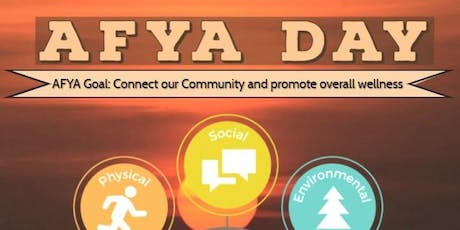 AFYA Day Community Fun and Wellness Expo 2020 tickets