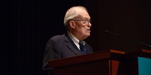 World Methodist Council Honors Rev. Dr. James T. Laney
