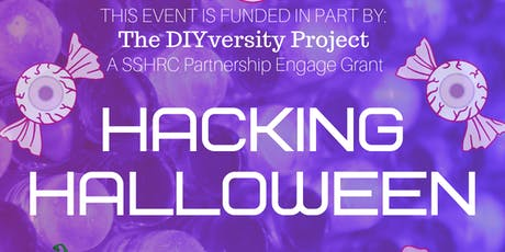 Hacking Halloween: Circuitry and Sewing for Beginners tickets