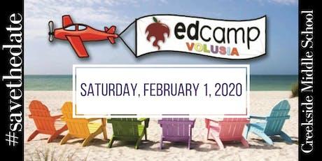 EdCamp Volusia 2020 tickets