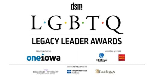 LGBTQ Legacy Leader Awards Reception
