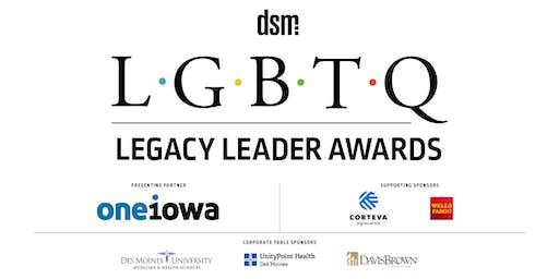 LGBTQ Legacy Leader Awards Reception