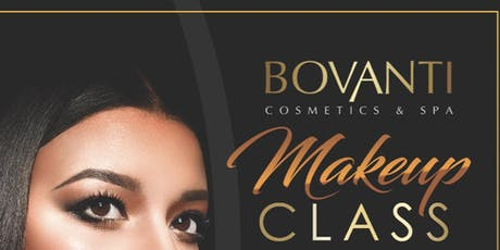 Bovanti Presents:  Face to Face Makeup Class DC tickets