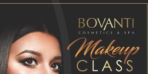 Bovanti Presents:  Face to Face Makeup Class DC