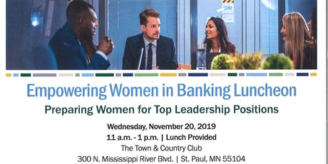 Empowering Women in Banking tickets