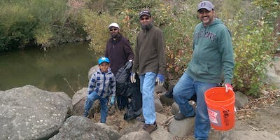 Alameda Creek/Niles Canyon Habitat Stewardship Dec 8, 2019