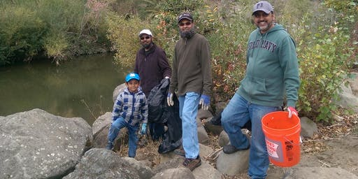 Alameda Creek/Niles Canyon Habitat Stewardship Dec 8, 2019