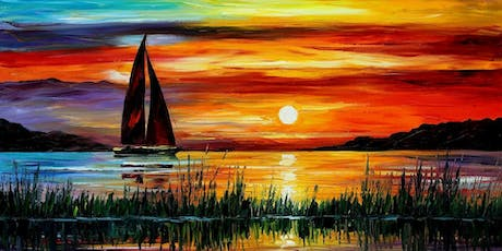 """LGBTQ Paint """"The Sunset"""" plus 2 for 1 HH Drinks!!!! - Nov 19 tickets"""