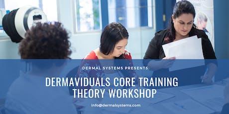 Dermaviduals Core Training - Theory Workshop | CALGARY tickets