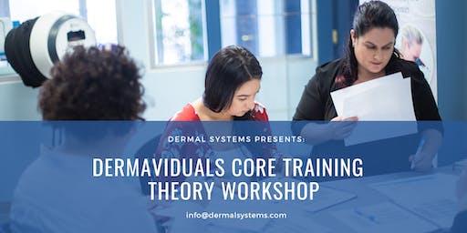 Dermaviduals Core Training - Theory Workshop PENTICTON