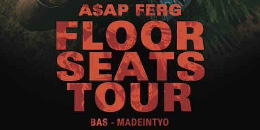 A$AP FERG – FLOOR SEATS TOUR